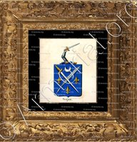 cadre-ancien-or-VERJAN_Armorial royal des Pays-Bas_Europe