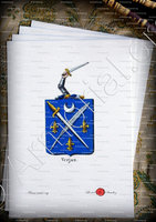 velin-d-Arches-VERJAN_Armorial royal des Pays-Bas_Europe