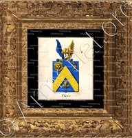 cadre-ancien-or-VLEYS_Armorial royal des Pays-Bas_Europe