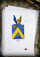 velin-d-Arches-VLEYS_Armorial royal des Pays-Bas_Europe