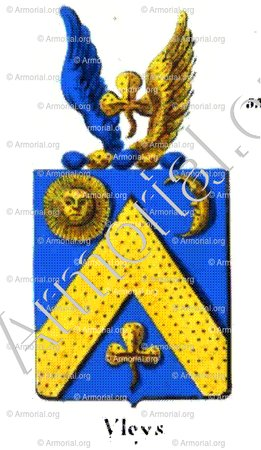 VLEYS_Armorial royal des Pays-Bas_Europe