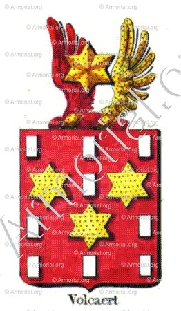 VOLCAERT_Armorial royal des Pays-Bas_Europe