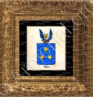 cadre-ancien-or-WEBER_Armorial royal des Pays-Bas_Europe