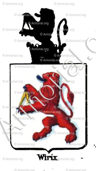 WIRIX_Armorial royal des Pays-Bas_Europe