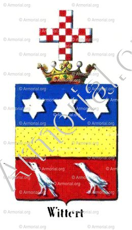 WITTERT_Armorial royal des Pays-Bas_Europe