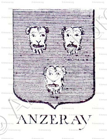 ANZERAY_Incisione a bulino del 1756._Europa